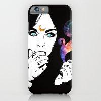 iPhone & iPod Case featuring Black Magic by Lauren dunn