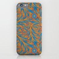 psychedelic Art Nouveau  iPhone 6 Slim Case