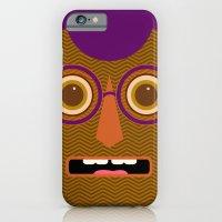 iPhone & iPod Case featuring PumkinFrank by Jen Lin Aliaga