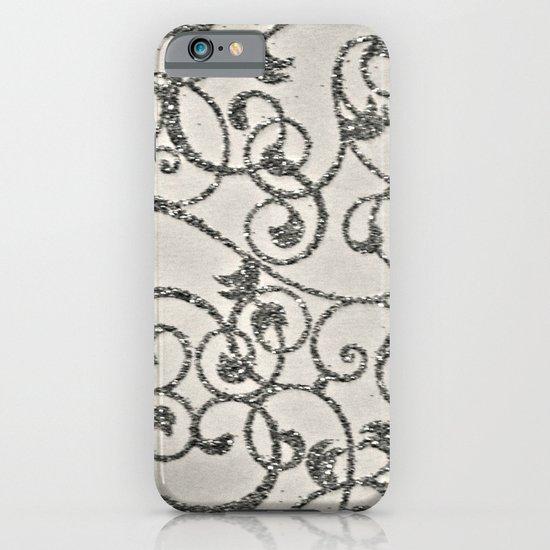 Glitter Swirl iPhone & iPod Case