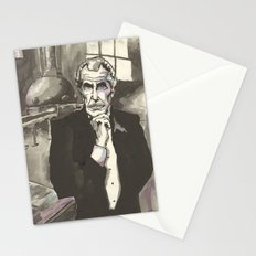 Portrait of Vincent Price in the Laboratory Stationery Cards