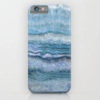 Mystic Stone Aqua Blue iPhone 6 Slim Case