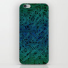 Bleen Grue iPhone & iPod Skin