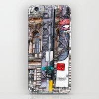 World War Z Street Locat… iPhone & iPod Skin