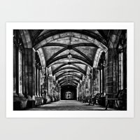 University Of Toronto Kn… Art Print