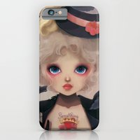 iPhone & iPod Case featuring Les petits becs... by Ludovic Jacqz