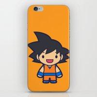 FunSized GoKu iPhone & iPod Skin