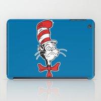 The Grumpy Hat iPad Case