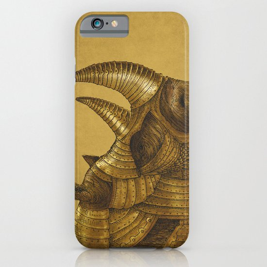 The Guardian  iPhone & iPod Case