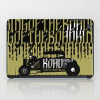 Signs of Faith - King of the Road iPad Case