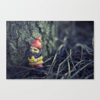 This Tree... Makes Me Ha… Canvas Print