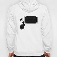 In The Meantime At Parallel Matrix - Digital Work Hoody