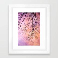 novembre Framed Art Print