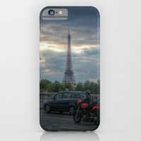 iPhone & iPod Case featuring Race to the Tower by Christine Workman