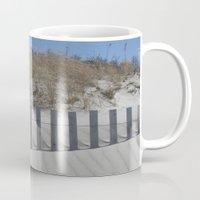 Sand Dune Ripples Mug