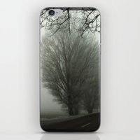 In The Mist iPhone & iPod Skin