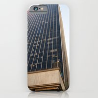 iPhone & iPod Case featuring City Tower by Zack Skeeters