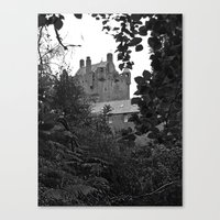 Cawdor Castle Canvas Print