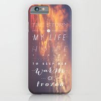 One Direction: Story Of My Life iPhone 6 Slim Case