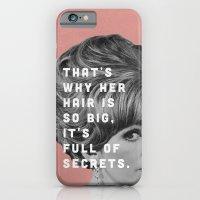 iPhone & iPod Case featuring Full of Secrets by Zeke Tucker