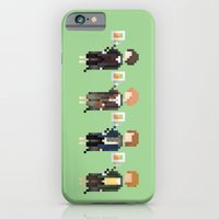 iPhone & iPod Case featuring Hobbits by LOVEMI DESIGN