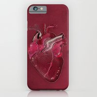 Digital Heart iPhone 6 Slim Case