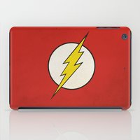 Flash Minimalist  iPad Case