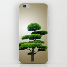 Just a tree iPhone & iPod Skin