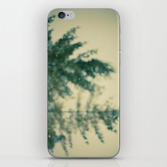 Snowday iPhone & iPod Skin