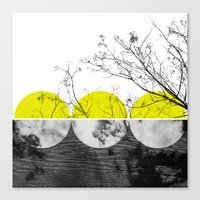 There's Always Only One Reality Canvas Print