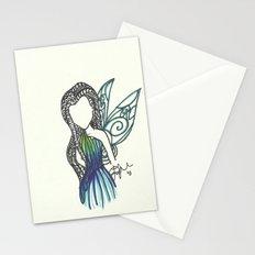 Silvermist Zen Tangle Stationery Cards