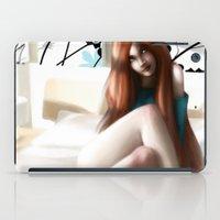 Angela´s Wait iPad Case