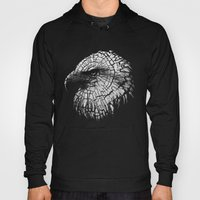 Bald Eagle (Cracked series) Hoody