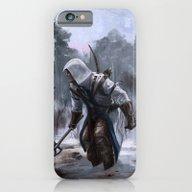 Assassins Creed - Connor iPhone 6 Slim Case