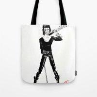 Quote the Draven, Nevermore Tote Bag