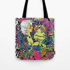 The Sea Death Tote Bag