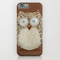 Specs, The Grainy Owl! iPhone 6 Slim Case