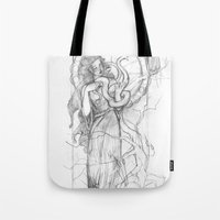 Athena Doesn't Like Gorg… Tote Bag