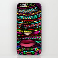 Colorful Roots (Color Ve… iPhone & iPod Skin