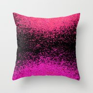 Fiery Exchange Throw Pillow