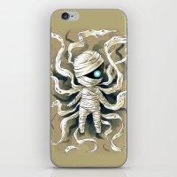 Mummy iPhone & iPod Skin