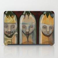Bottled Kings iPad Case