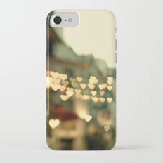 Looking for Love - Paris Hearts Slim Case iPhone 7