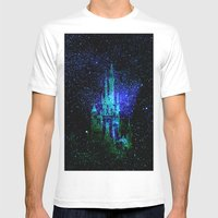 Dream castle. Fantasy Disney Mens Fitted Tee White SMALL