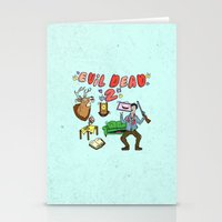 ♥ EVIL DEAD 2 ♥ Stationery Cards