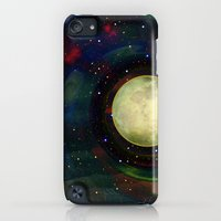 iPod Touch Cases featuring Fabulous Moon by Klara Acel