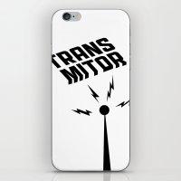 Transmitor iPhone & iPod Skin
