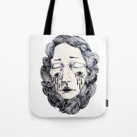 Lines I Tote Bag