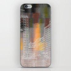 City Of Dreams 2 New York City Skyline Series iPhone & iPod Skin