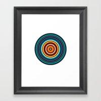 Pivoter (2011) Framed Art Print